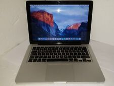 Macbook Pro a1278 13.3 inch screen 500gb hard drive 8gb memory intel core 2 duo