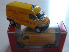 NOREV 3 INCHES RENAULT MASTER SAPEURS-POMPIERS DROME