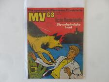 MV Comics 1968 - Nr. 9 - Zustand: 2