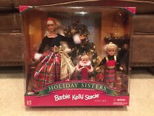 Holiday Sisters Barbie
