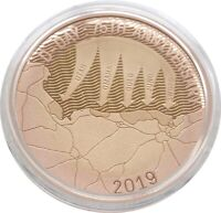2019 Royal Mint D-Day Landings £2 Two Pound Gold Proof Coin Box Coa