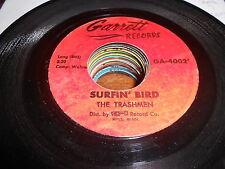 Trashmen 60s GARAGE ROCK 45 Surfin Bird / King of the Surf
