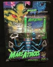 1996 Mars Attacks Doom Robot Action Figure -MOC
