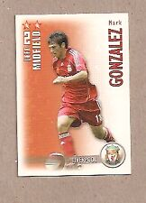 Liverpool Football Trading Cards 2006-2007 Season