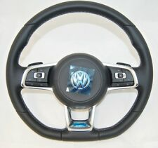 OEM VW ARTEON GOLF PASSAT TIGUAN COMPLETE MULTIFUNCTION R LINE STEERING WHEEL