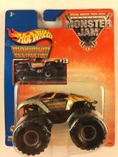 Hot Wheels Monster Jam Truck Maximum Destruction #19 Die-cast Metal 1/64 Scale