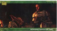 Star Wars Clone Wars Widevision Silver Stamped Parallel Base Card [500] #4