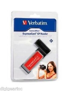 96538 CF to Expresscard Card Adapter/Reader for Sandisk UDMA
