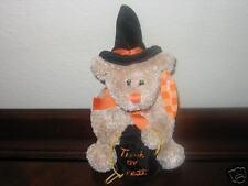 Animal Adventure Small Halloween Teddy Bear ~ New NWT
