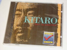 KITARO LIVE IN AMERICA NEU & OVP ALBUM ITALO POP MIT KOI / MATSURI / SOZO (YZ)