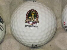 Spring House Gc Logo Ball Balls Opryland Usa