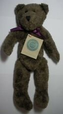 BOYDS PLUSH COLLECTION  TRAVIS  BEAR REDUCED!  511405
