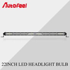 AUTOFEEL SLIM 20 Inch LED Work Light Bar Combo Flood Spot Fog Lamp Truck SUV 4WD