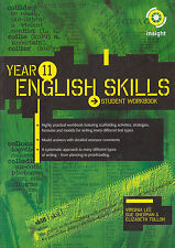 Year 11 English Skills: Student Workbook by Virginia Lee and others VGC