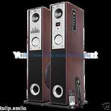 Intex 2.0 Bluetooth tower Speaker System IT-13500 SUF BT (FM/USB/MMC/SD)