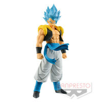 Banpresto Dragon Ball Z Grandista Resolution of Soldiers SSG Gogeta Figure F/S