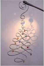 Crystal & Swarovski Elements Rainbow Christmas Tree Feng Shui  Decoration / Gift