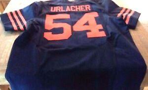 Chicago Bears Alternate Retro Brian Urlacher Nike Elite Authentic Jersey