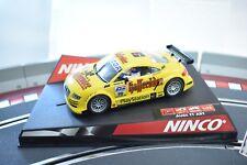 "NINCO  50246 1/32 SLOT CAR  AUDI TT-R ABT ""NS 20"" AMARILLO"