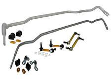 WHITELINE BKK001 F & R Sway Bar Vehicle Kit fits KIA STINGER CK INCL GT 6/17+ON