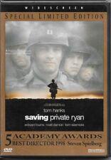 Saving Private Ryan (Widescreen Dvd) Matt Damon, Giovanni Ribisi, Tom Hanks.