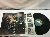 Kiss - Alive - Vinyl Record Double LP (1975 Casablanca Records NBLP 7020) VG +
