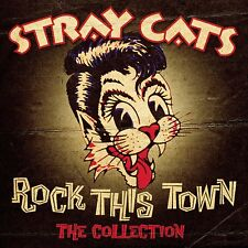 STRAY CATS: ROCK THIS TOWN THE COLLECTION CD GREATEST HITS / VERY BEST OF / NEW