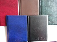 Collectors Coin Penny Money Storage Album Book Holder Case  for 50p £1 £2 coins