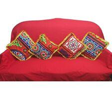AA106 Ramadan Decor Egypt Tent Fabric- Pillow Cases / Covers & Table Cloth Set