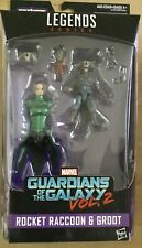 Marvel Legends Guardians of the Galaxy vol 2 ROCKET RACCOON AND GROOT