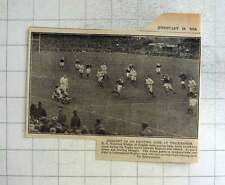 1925 Exciting Game At Twickenham, England V Ireland, Hamilton Wickes