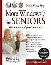 More Windows 7 for Seniors by Studio Visual Steps (Paperback, 2010)