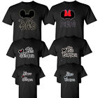 And Disney Mickey Family t shirt Mom Dad Big Little brother Sister matching kids