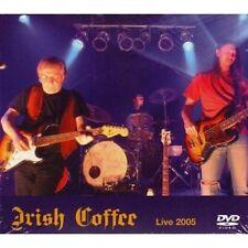 IRISH COFFEE: Live Rockpalast 2005; full gig of one hour all regions DVD Neu