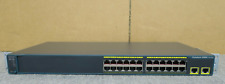CISCO WS-C2960-24TT-L Cisco 2960 Switch