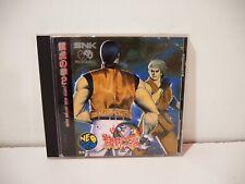 Ryuko no Ken Art of Fighting 2 SNK Neo Geo CD Jap NTSC