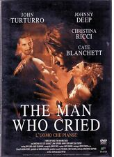 DVD - THE MAN WHO CRIED (editoriale)