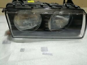 NEW GENUINE BMW 63128363494 Headlight right E36 B&V