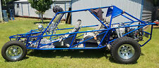 5 Seat VW Street Legal Rail/Buggy - Lots Of New Parts