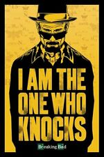 BREAKING BAD - I AM THE ONE WHO KNOCKS - POSTER 24x36 - 50969