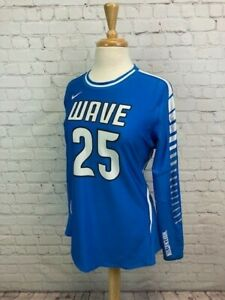 NIKE SWOOSH WAVE #25 Women's Large Volleyball Jersey