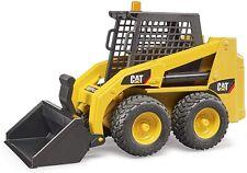 New Bruder Construction Caterpillar Skid Steer Loader Vehicle 02482