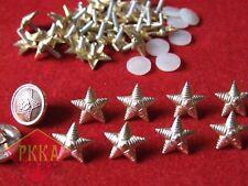 8 Dienststerne Stern Schulterklappen Schulterstück Sowjetunion UdSSR Armee BONUS