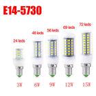 Maïs Ampoule E27 E14 G9 B22 économie d'énergie Lampe 9W 12W 15W 5730LED Lumière