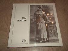 Luisa TETRAZZINI ~ Soprano ~ Concert Hall VINILE LP NR Nuovo di zecca 1971 CM-2278