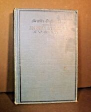 "Merrill's English Texts ""Short Stories of Various Types"""