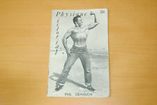 PHYSIQUE PICTORIAL VOL 6 #1 50s VINTAGE MAGAZINE BOYS ART BEEFCAKE GAY MALE NUDE