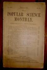 Popular Science + Scientific Monthly + 2 Medical Briefs + 2 Medical Life 58 vols