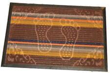 Paillassons, tapis de sol marron pour le bureau