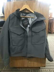 Simms Guide Jacket - Steel - Medium BRAND NEW